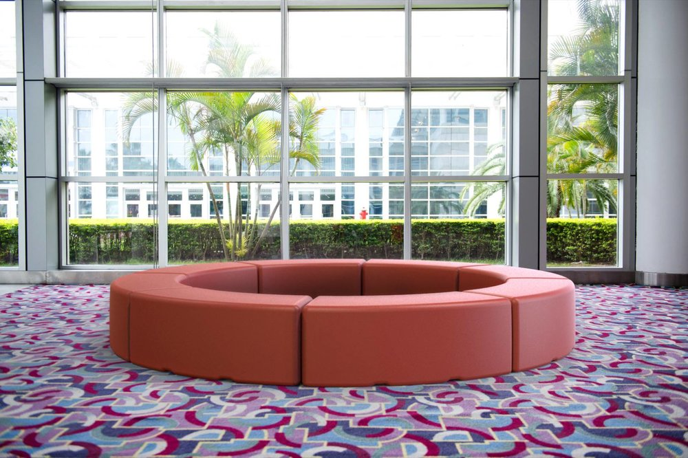 Tenjam   Safe, durable, washable, fun furniture for common areas   Learn More