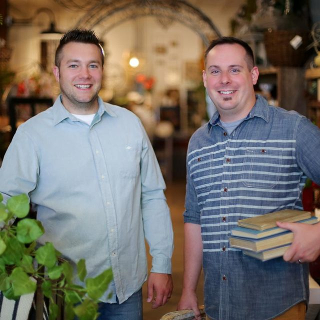 Nebraska entrepreneurs, Lukas Rix and Mark Kanitz