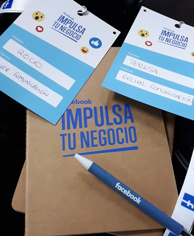 Descubriendo todo lo que Facebook e Instagram pueden hacer por nuestros clientes en #fbimpulsatunegocio #Comunicación #Marketing #Sevilla #Andalucía #Eventos