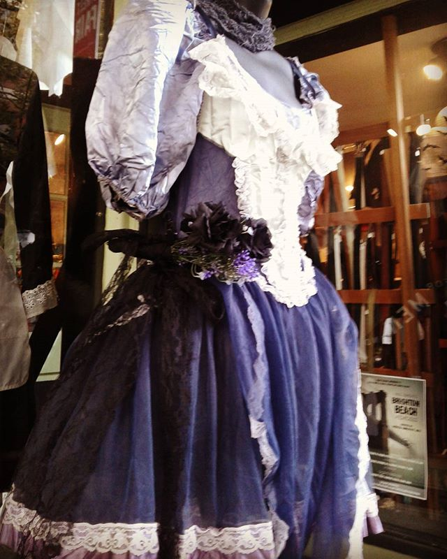 Own a Freak Show original and become a zombie bride for Halloween  #zombiecostume #halloweencostume