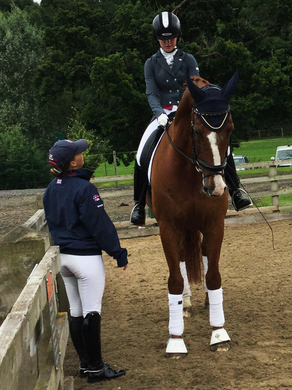 Coaching Izzy Palmer on Pinocchio