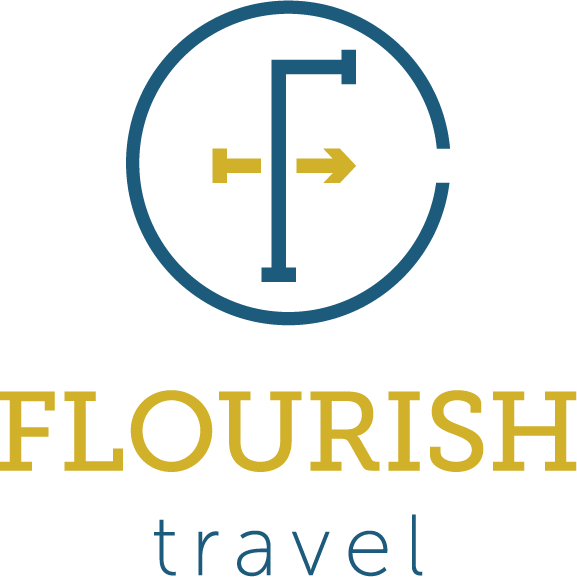 Flourish Travel, a wellness travel and sustainable travel agency