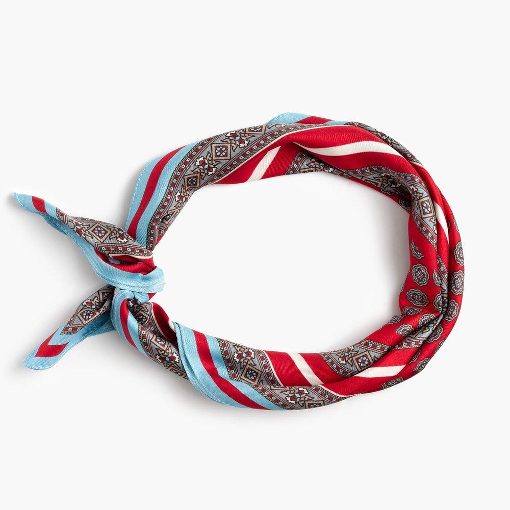 jcrew italian silk printed neck scarf.jpg
