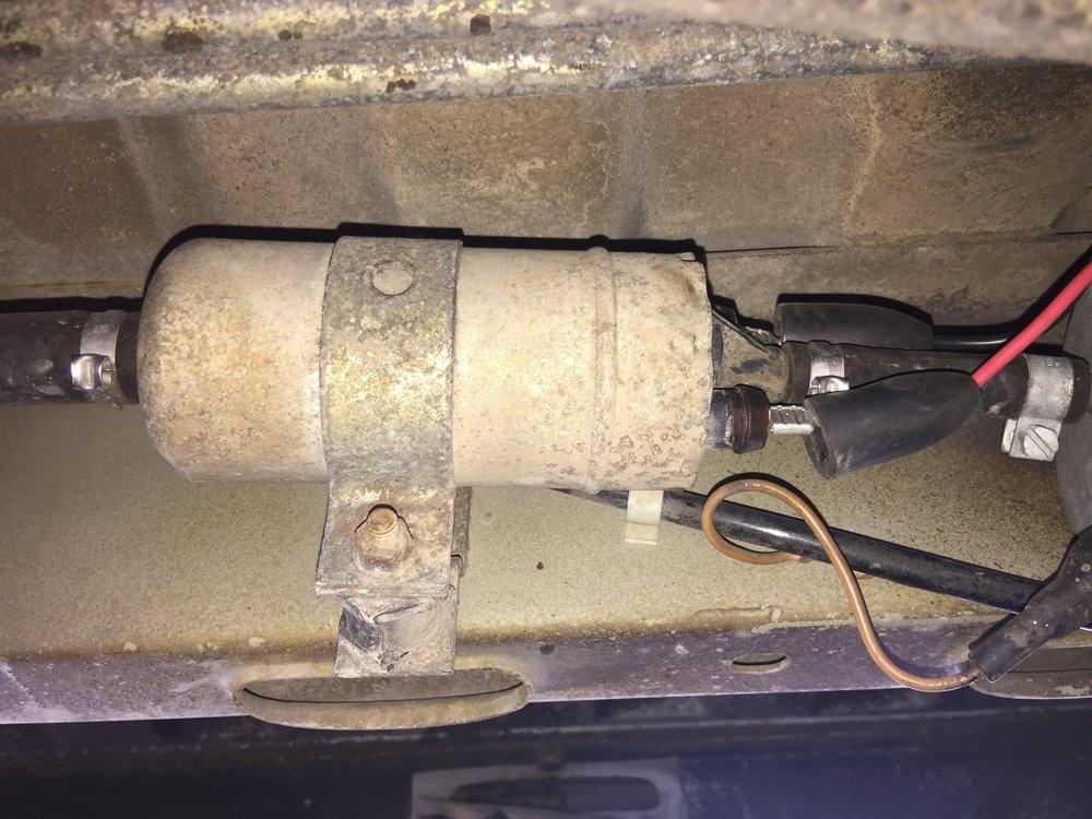Fuel Pump Replacement