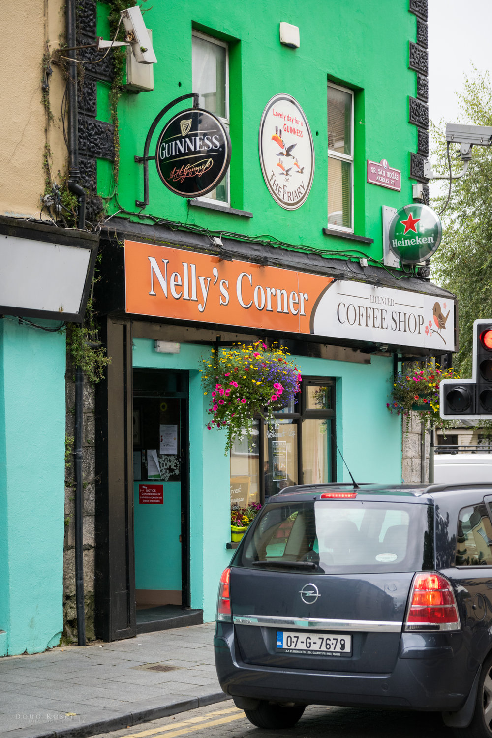 Nelly's Corner - An early morning Godsend in a late morning city, and it was ready for our arrival!  (It was also rated 5 stars on Trip Advisor!)