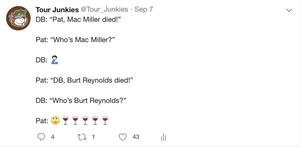 RIP Mac & Burt.