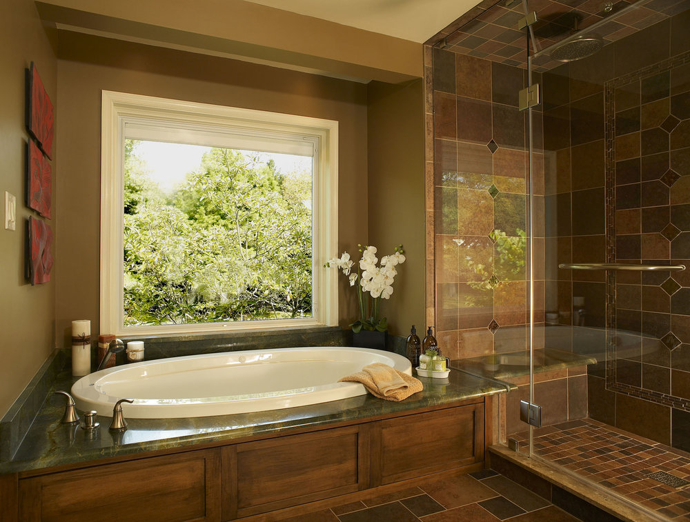 Serene Master Bath