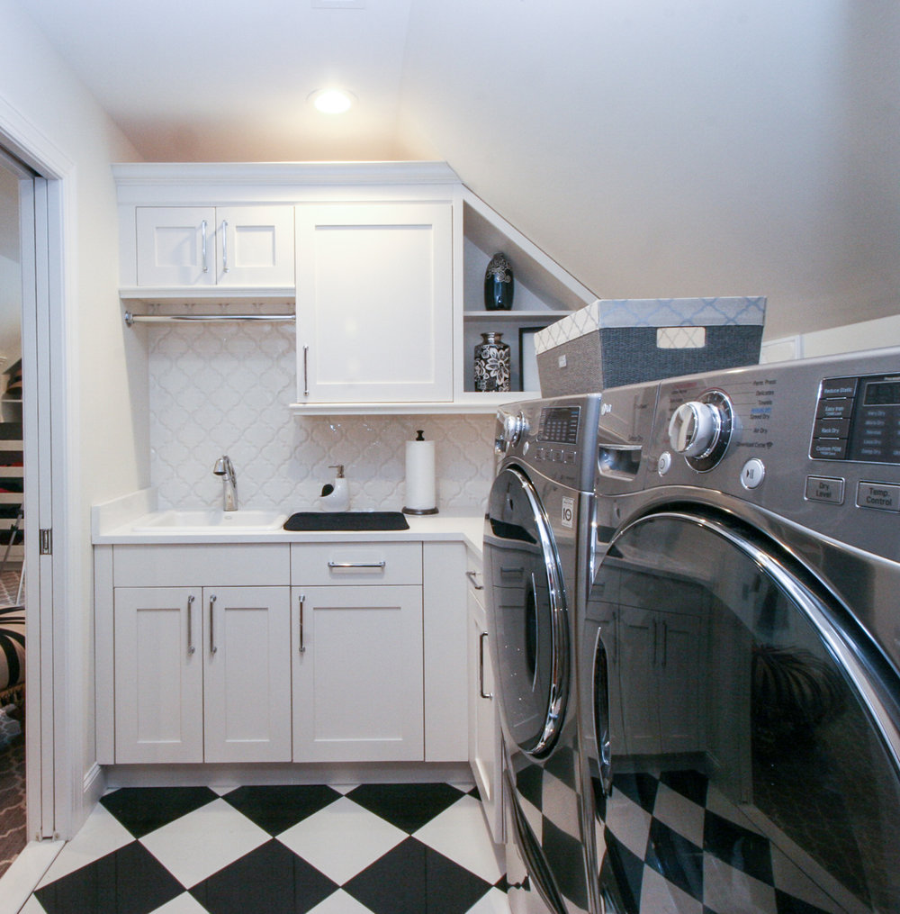 Laundry / Custom Closet