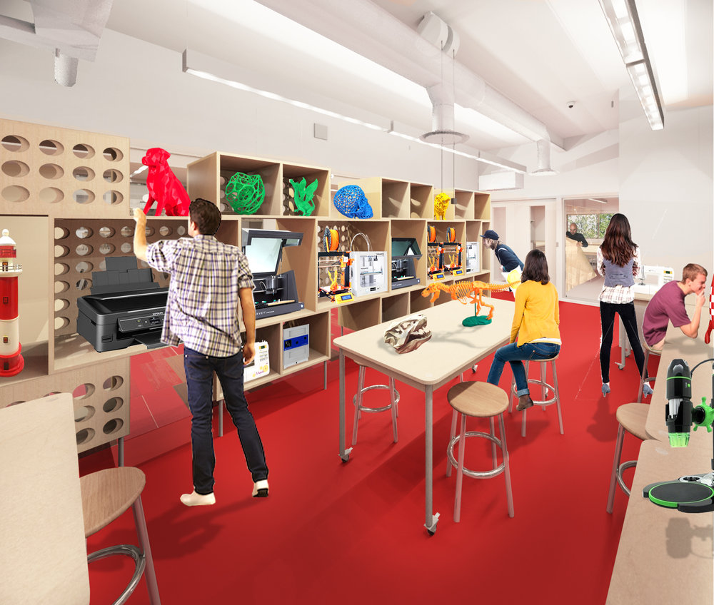 Maker's Space