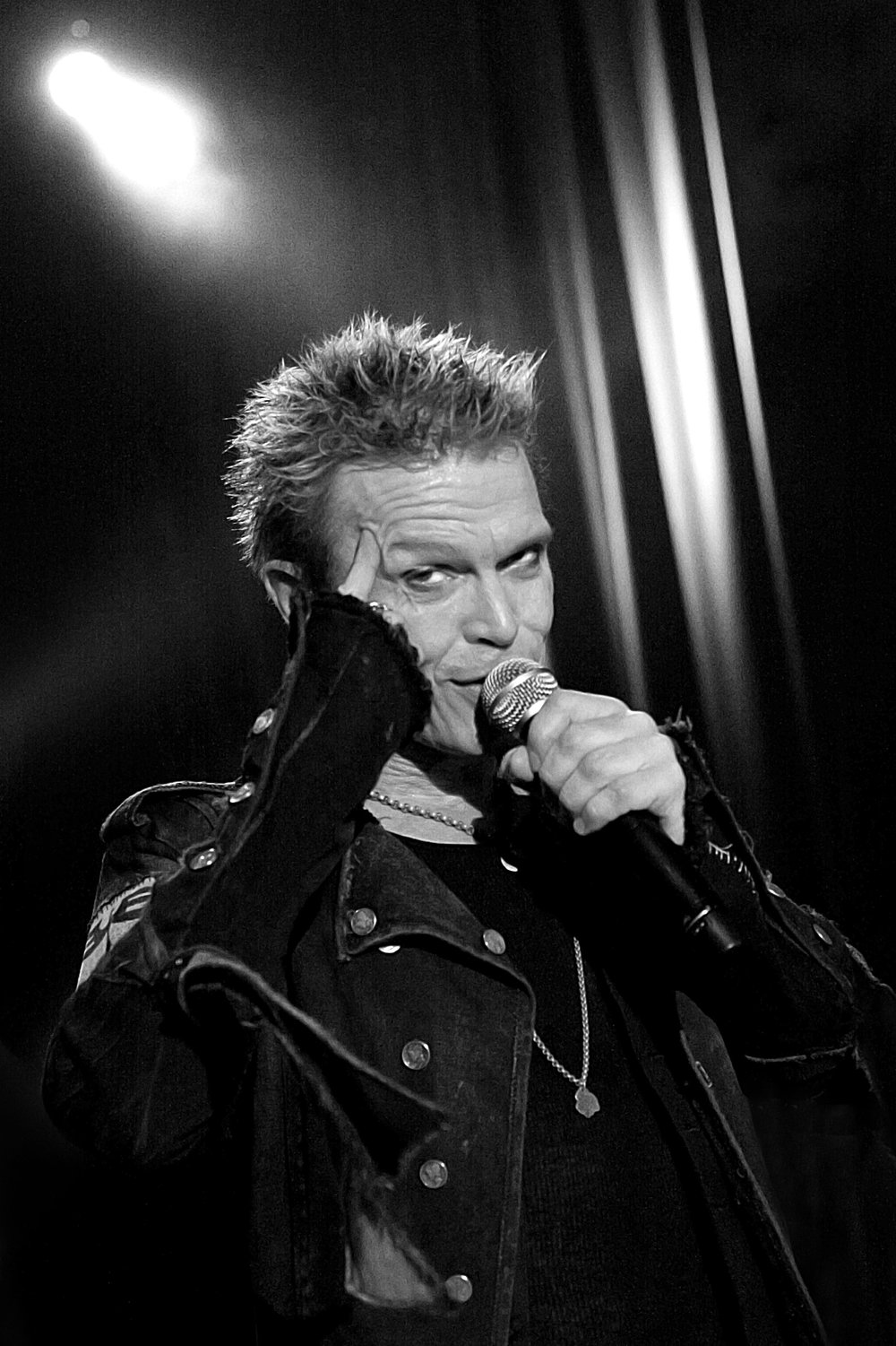 Billy Idol | The Joint | Las Vegas, NV | 9/12/2008