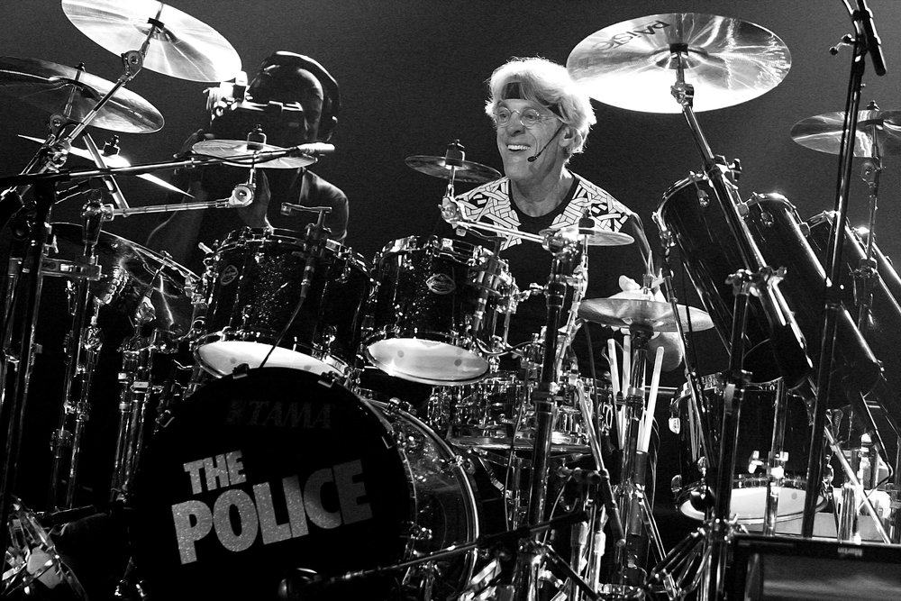 The Police | MGM Grand Garden Arena | Las Vegas, NV | 5/23/2008