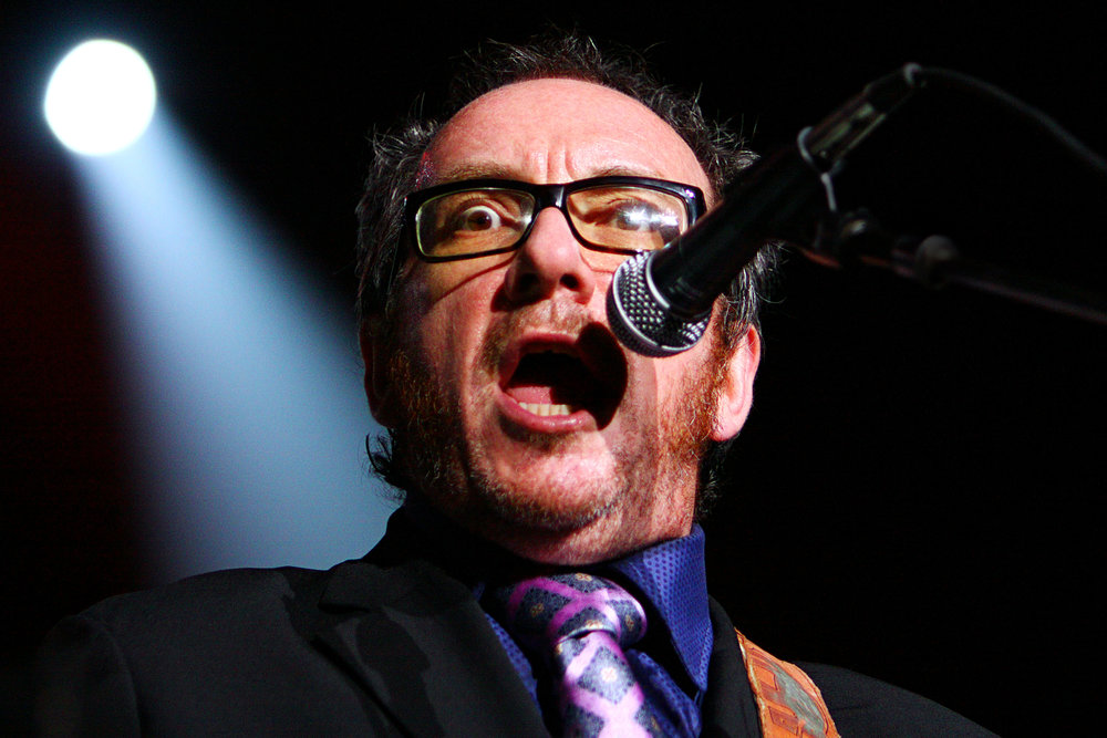 Elvis Costello | MGM Grand Garden Arena | Las Vegas, NV | 5/23/2008