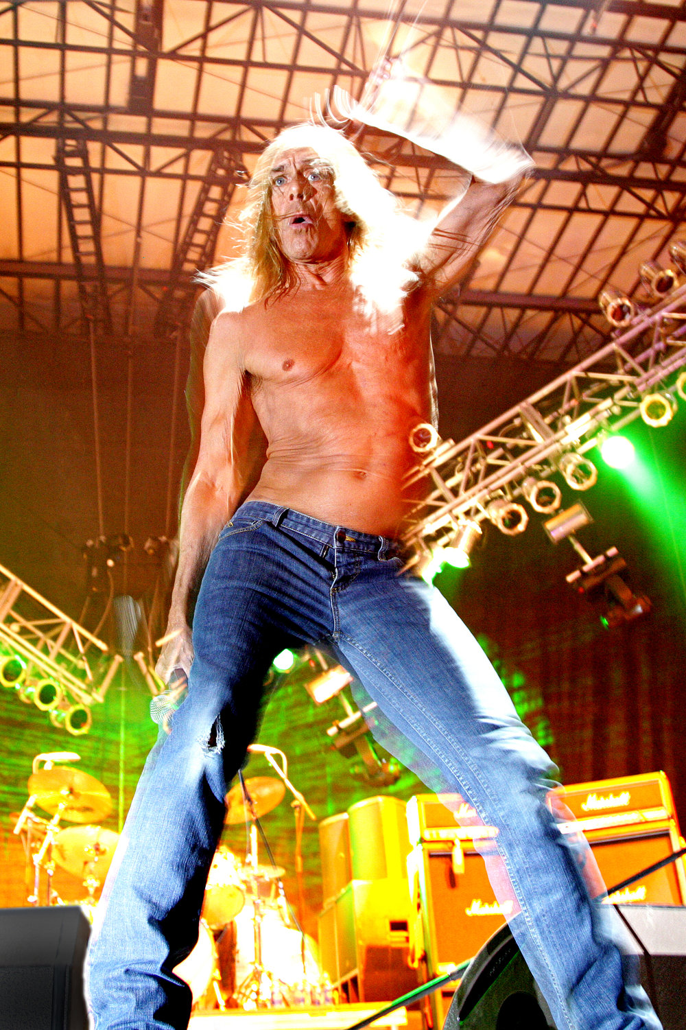 Iggy And The Stooges | Vegoose | Las Vegas, NV | 10/27/2007