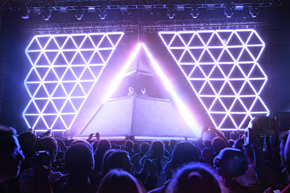 Daft Punk | Vegoose | Las Vegas, NV | 10/27/2007