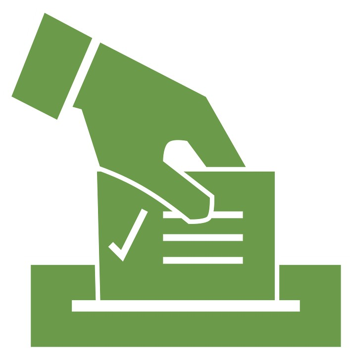 Click on Button below for Nomination Form and Slate of Candidates for 2019 Election.
