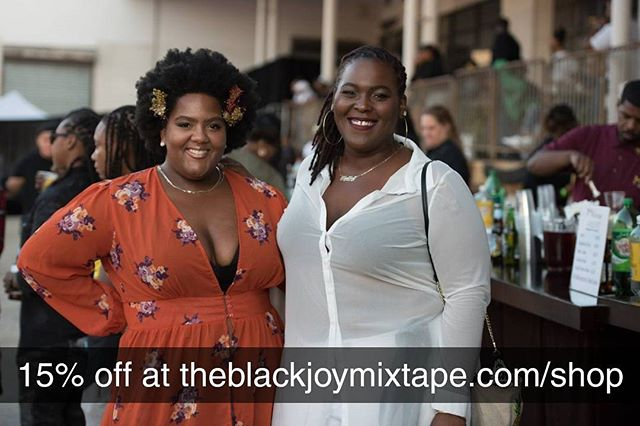 Yo fav news and politics #podcast gotta Sale! #PettyBlackFeminist and #BlackJoyAlly apparel available on  theblackjoymixtape.com/shop is 15% off with code: BLACKJOYFRIDAY until Monday! 💜 💜 💜 We are on holiday this week but PLEASE marathon 47 amazing tracks on #SoundCloud #Itunes #GooglePlay and our #tedxtalk on #YouTube! Share your favorite moments, help ur kin figure out how to download podcasts, bring new members into the #BlackJoyJubilee, and don't miss this sale! 😘 💜 💜 💜 📸 @thenshesnapped