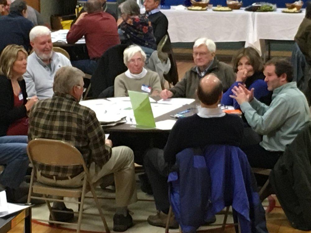 Stockbridge, MA, Community Visioning Workshop January 28, 2016