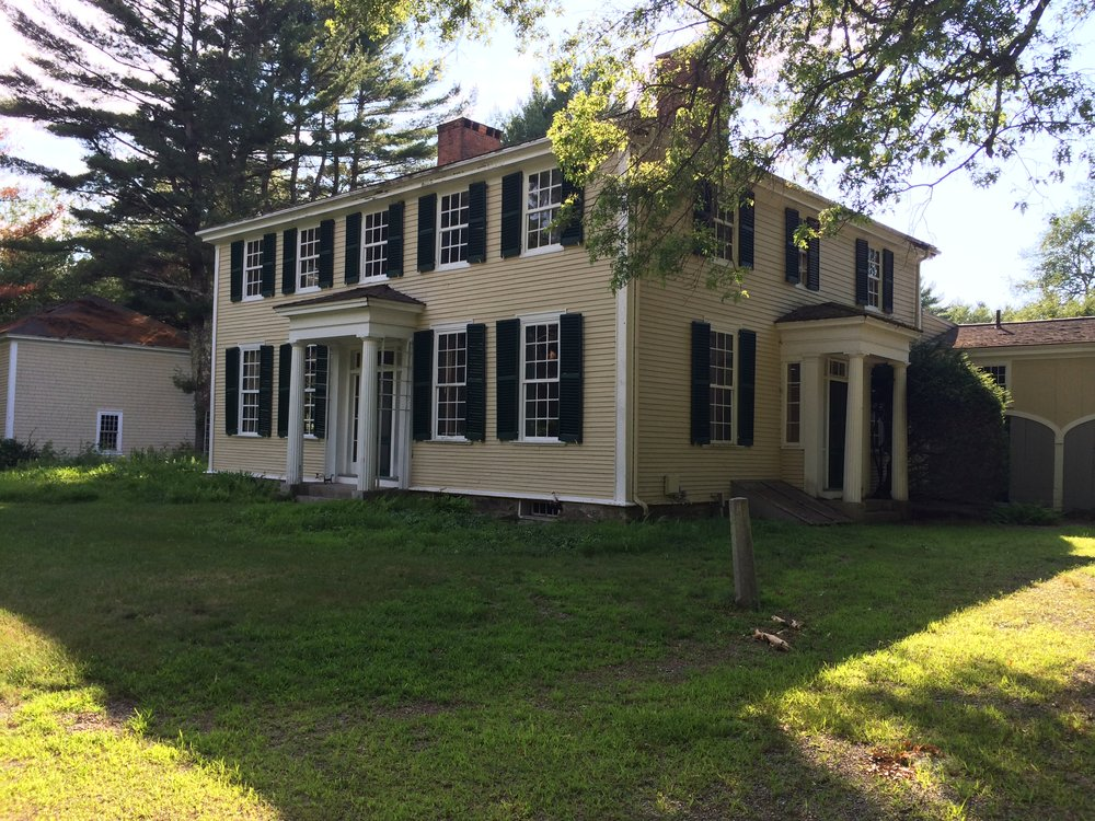 Oliver House, 445 Plymouth Street, Middleborough, MA