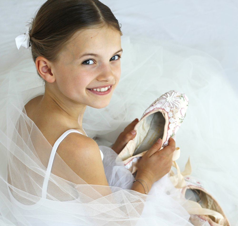 My first Ballet Photoshoot