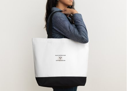 Classic Cotton Tote Bags $25.00