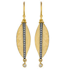 Lika Behar Diamonds, 24K Gold & Oxidized Sterling Silver Fusion