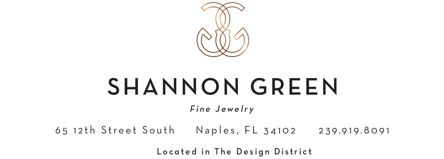 Shannon Green Collection | Fine Jewelry Store