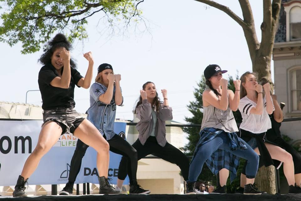 """""""Dance Off""""- Madison DeWitt"""