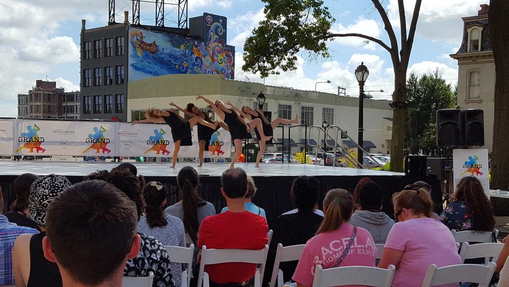 Grand Dance Fest 2016