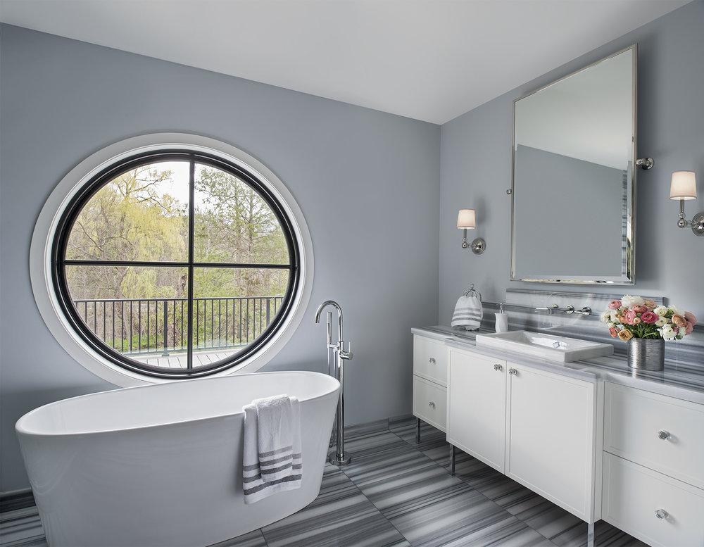 Secondary Master Bathroom