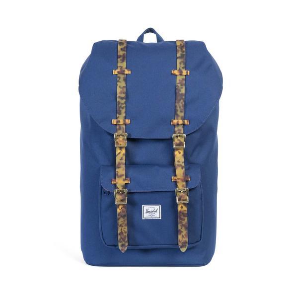 tortoise strap backpack