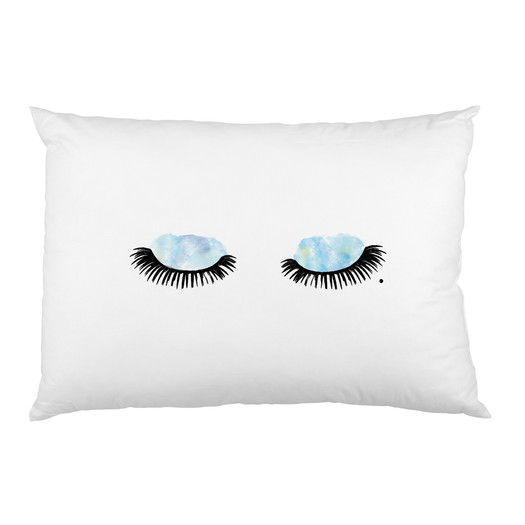 eyelash pillowcase