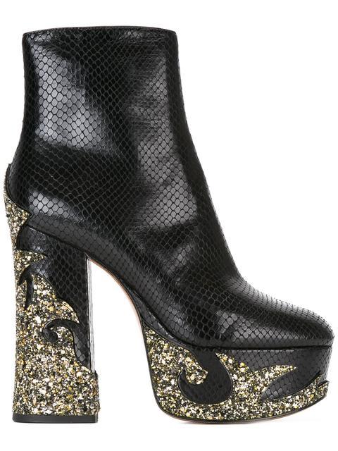 marc jacobs platform boots