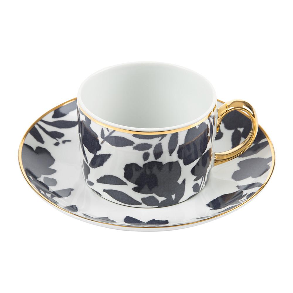 ralph lauren teacup + saucer