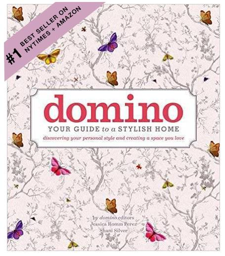 domino: your guide to a stylish home book