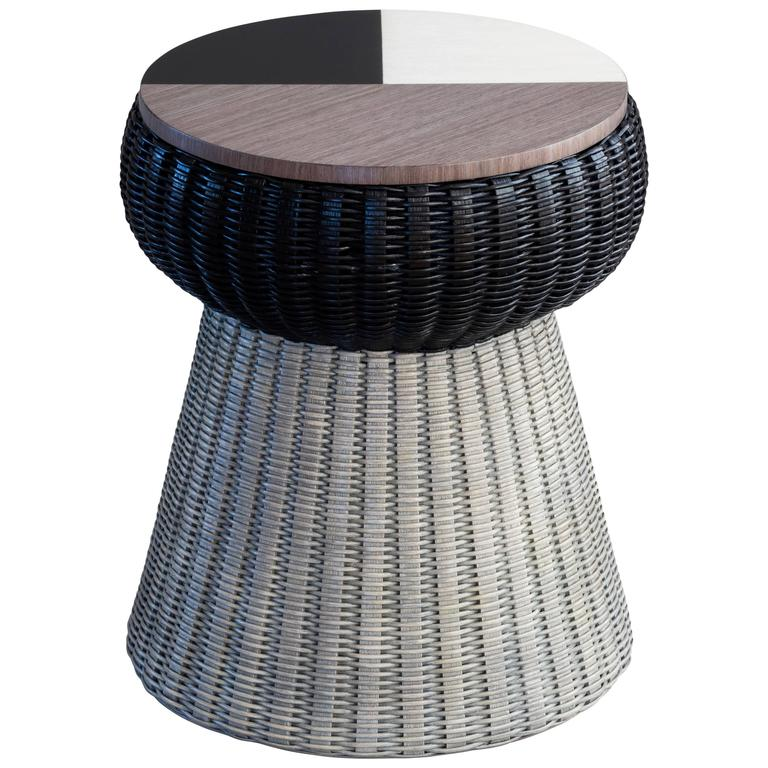 kelly behun studio side table