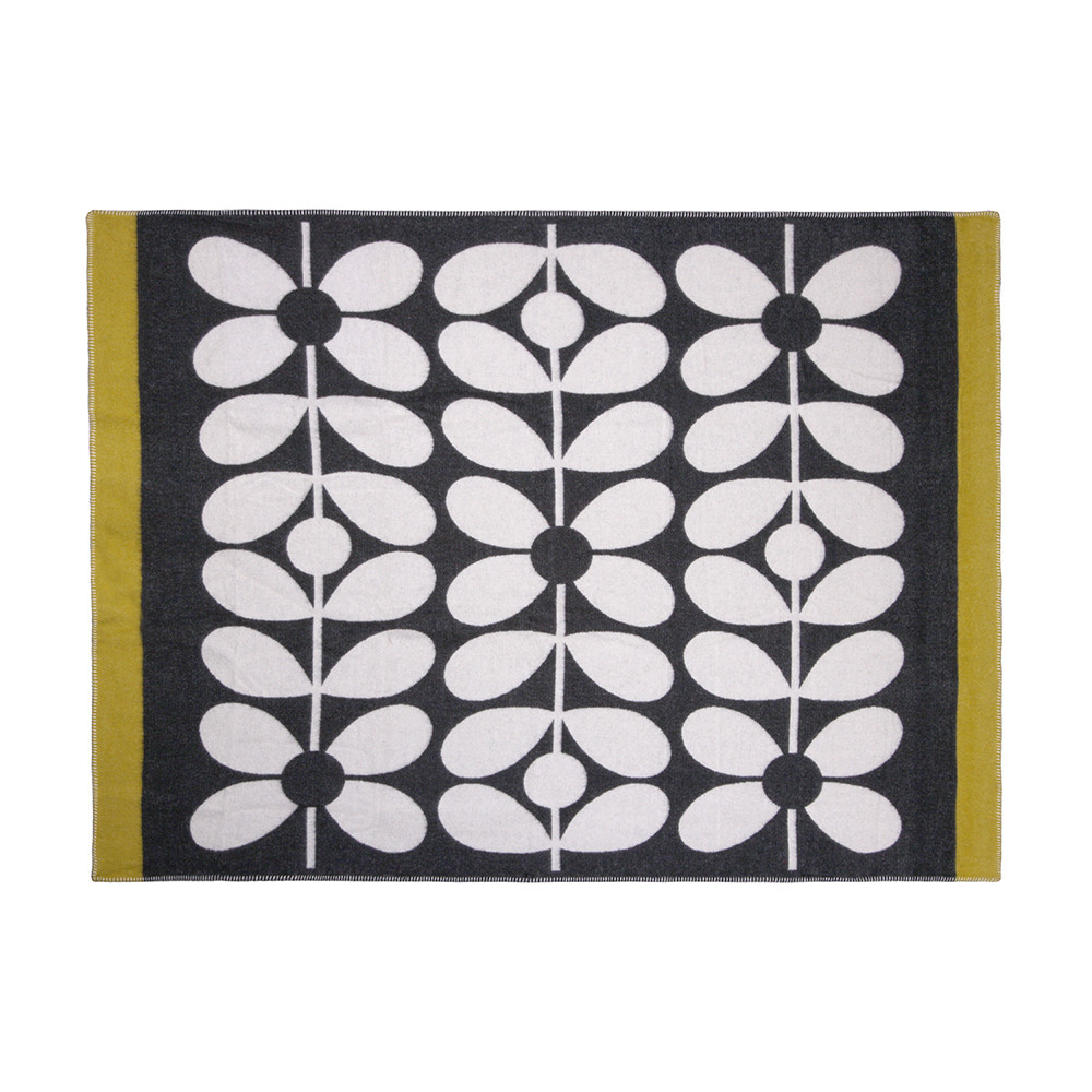 orla kiely throw