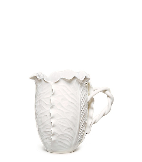 dodie thayer for tory burch pitcher
