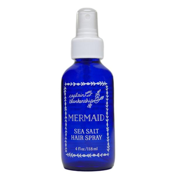 mermaid sea salt hair spray