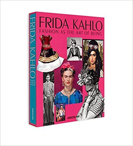 frida kahlo coffee table book