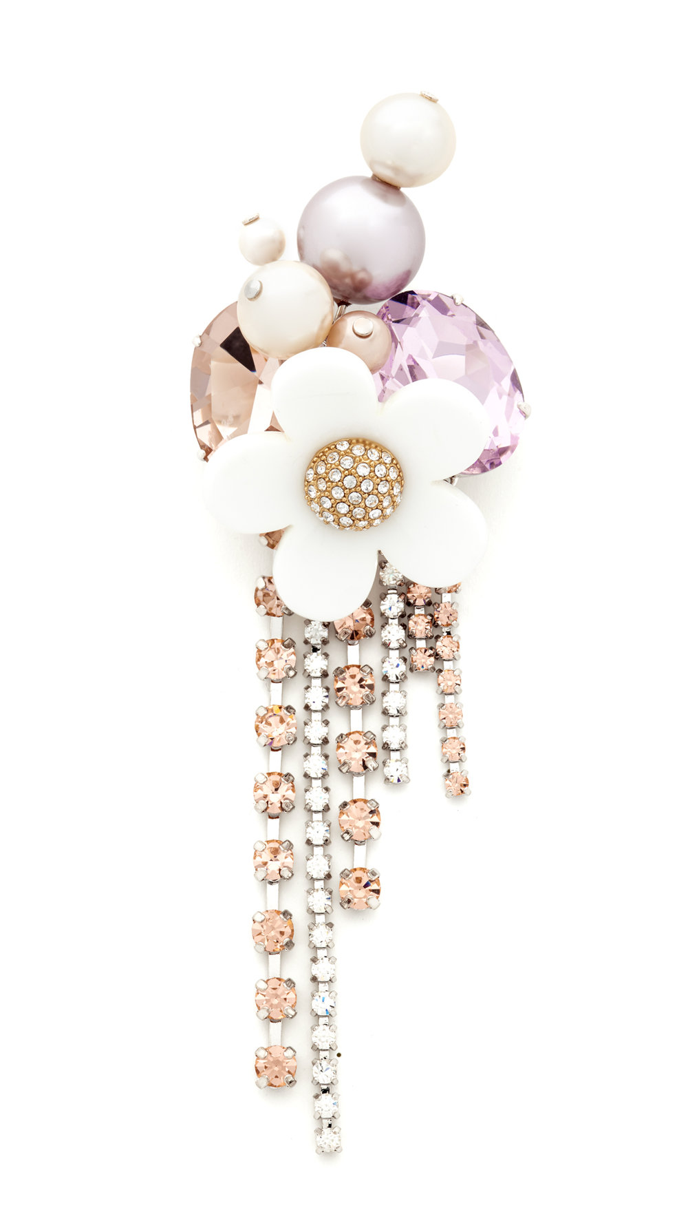 marc jacobs daisy brooch