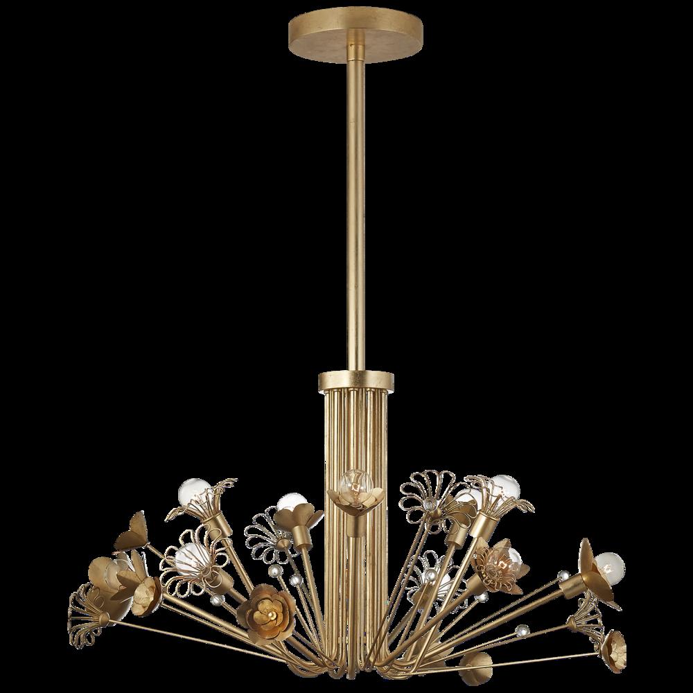 kate spade floral chandelier