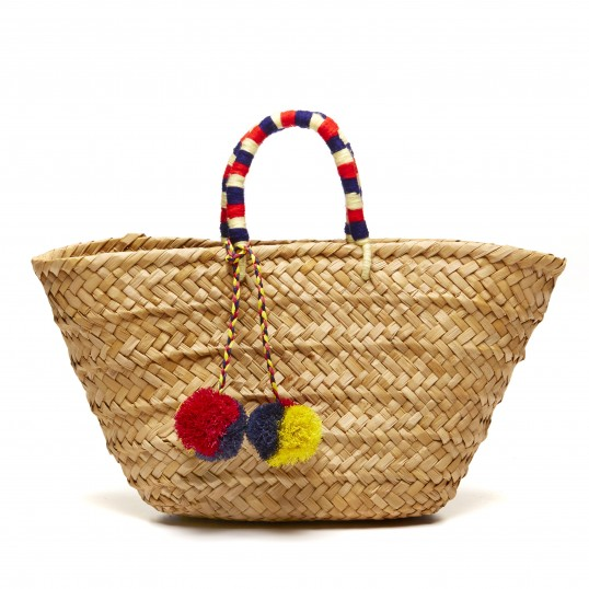 soludos straw beach bag