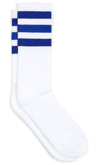 american apparel stripe socks