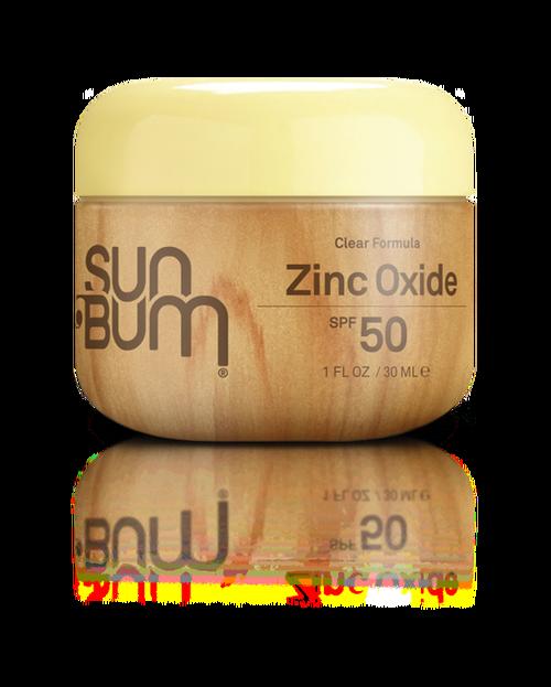 sun bum clear zinc oxide