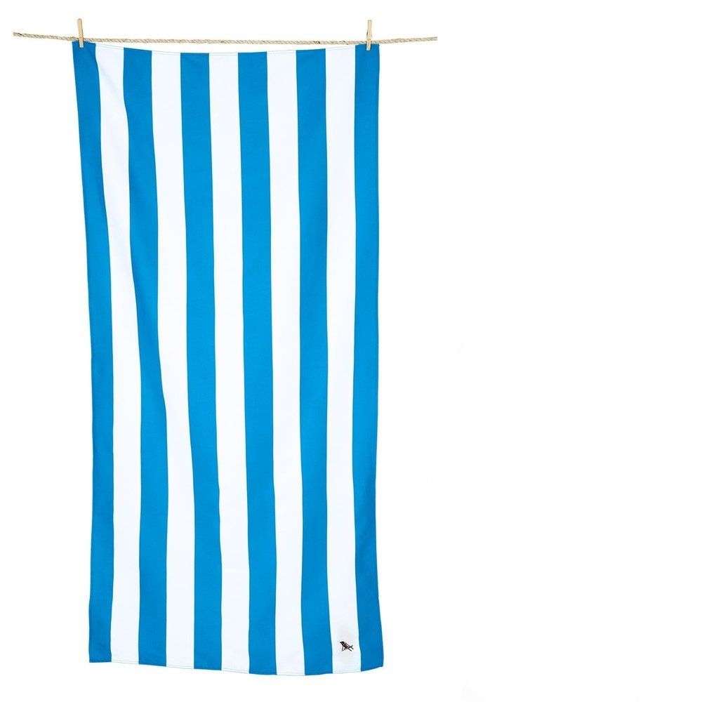 microfiber striped towel