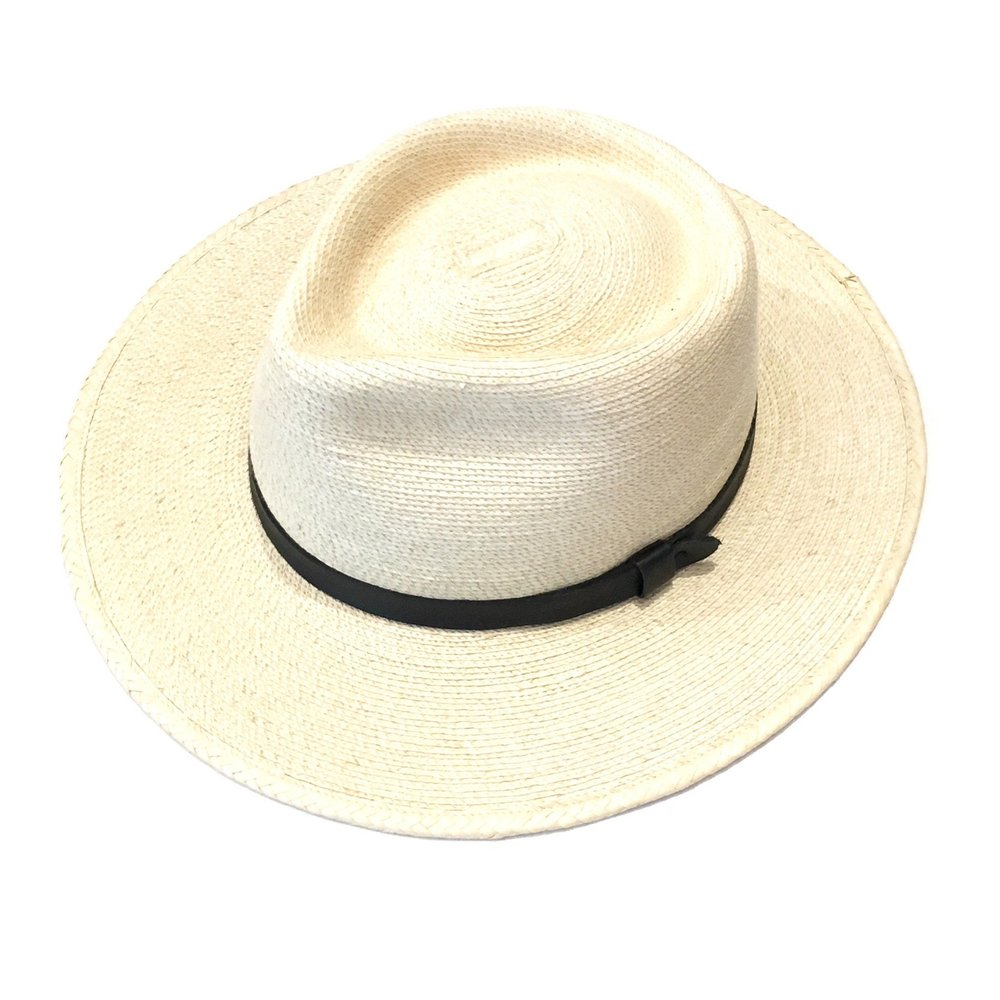 st. tropez palm hat