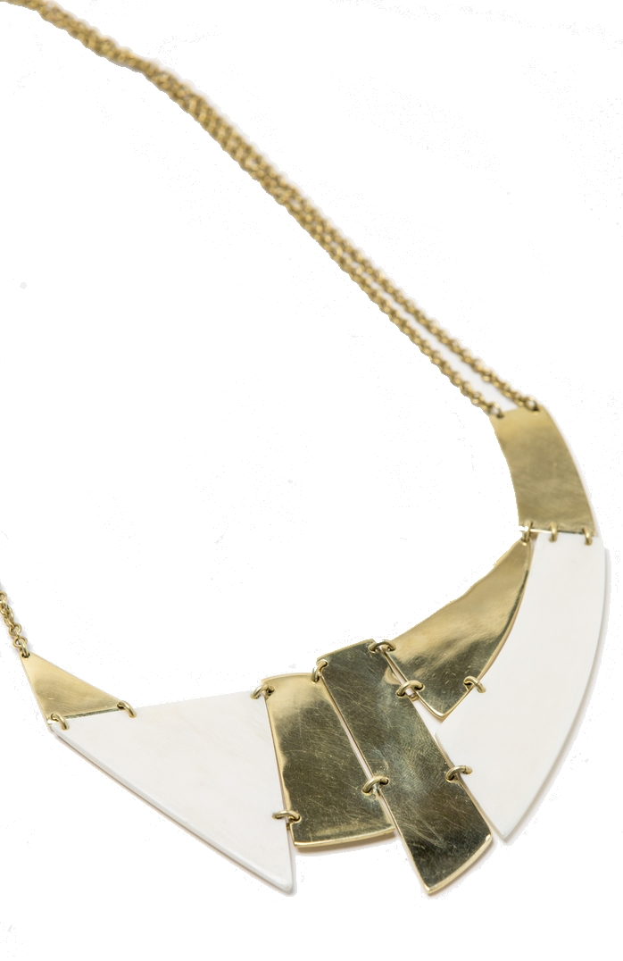 raven & lily statement necklace