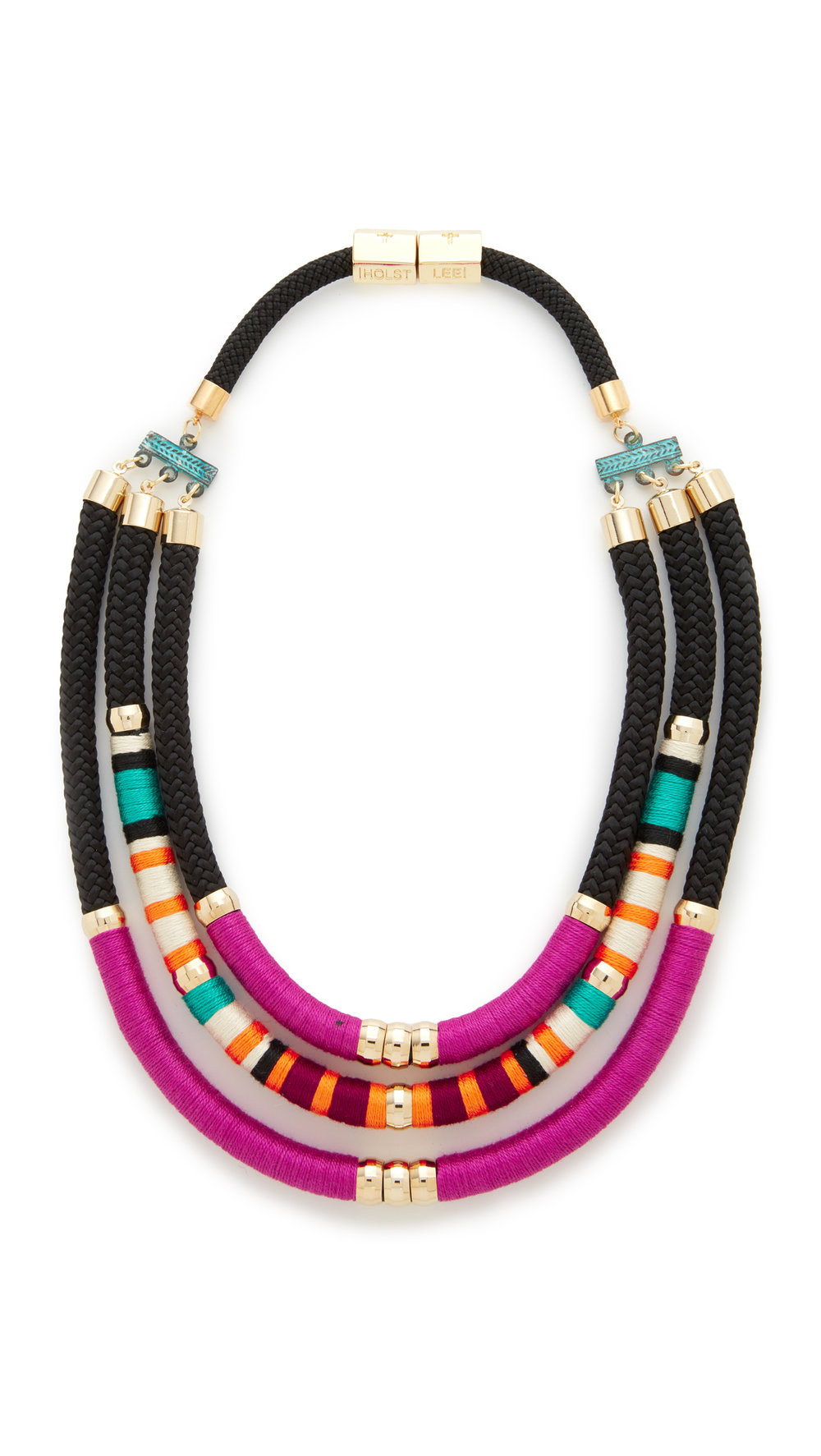 holst + lee tribal necklace