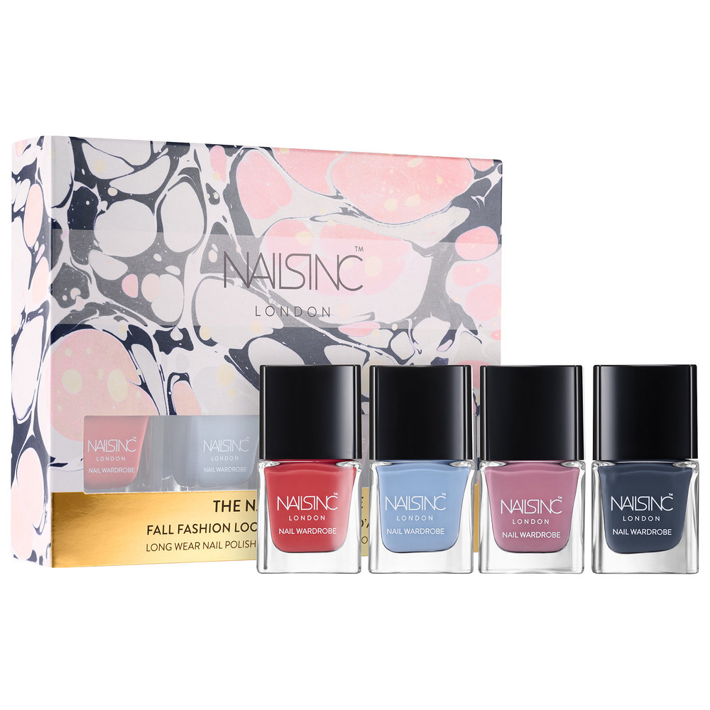 nails inc. polish kit
