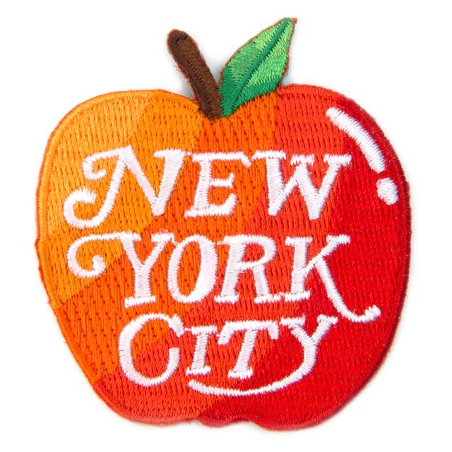 mokuyobi big apple patch
